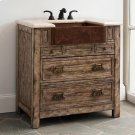 Bedford Ridge Sink Chest - Vintage Finis Product Image