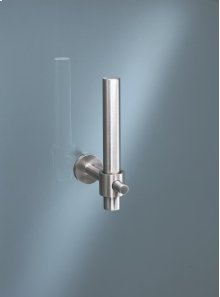 Spare toilet roll holder - Grey