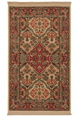 Empress Kirman - Rectangle 2ft 6in x 4ft 3in