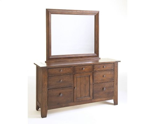 Attic Heirlooms Door Dresser