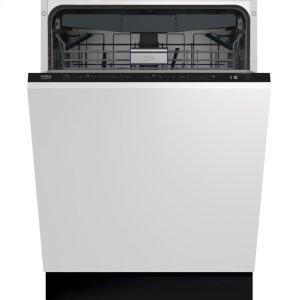 BekoTop Control, Panel Ready Dishwasher, 8 Programs, 45 dBA