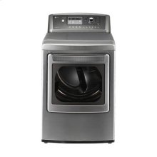 7.3 cu.ft. Ultra-Large Capacity SteamDryer™ with NeveRust™ Stainless Steel Drum (Gas)