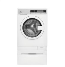 Compact Washer with IQ-Touch® Controls featuring Perfect Steam - 2.4 Cu. Ft.***FLOOR MODEL CLOSEOUT PRICING***