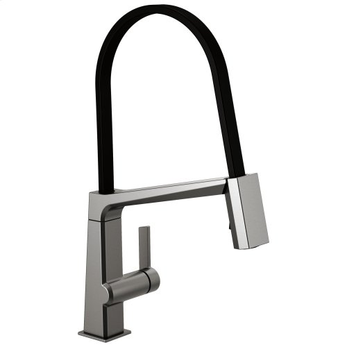 9693KSDST in Black Stainless by Delta Faucet Company in
