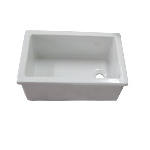 "Utility Sink - 23"" x 15"" - White Product Image"