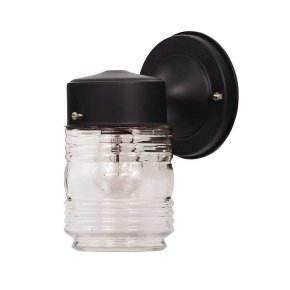 Exterior Collections Jelly Jar Wall Mount