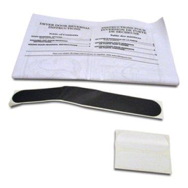 Door Reversal Instructions & Hinge Sticker