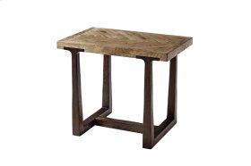 Stafford Accent Table, Echo Oak