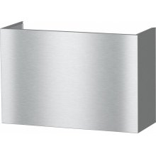 DRDC 3624 Duct Cover Chimney for concealing the ducting and adjusting the height to the wall unit.