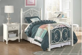 Ruby Duo Twin Bed - Must Order 2 Panels for Complete Bed Set