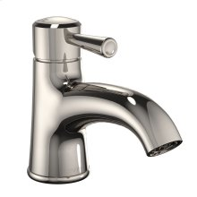 Silas Single-Handle Lavatory Faucet - Polished Nickel