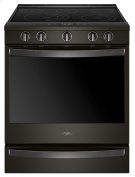 6.4 Cu. Ft. Smart Slide-in Electric Range with Frozen Bake Technology Product Image