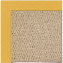 Creative Concepts-Cane Wicker Spectrum Daffodill Machine Tufted Rugs