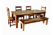 Santa Fe Dining Table Product Image
