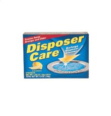 Disposer Care®
