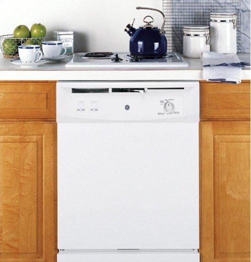 GE Spacemaker® Under-the-Sink Dishwasher