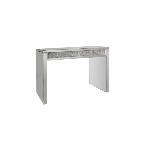 Contemporary Silver Sofa Table