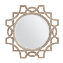 Juniper Dell Accent Mirror in English Clay