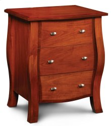 Sophia Nightstand with Drawers