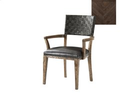 Millington Dining Chair, Dark Echo Oak