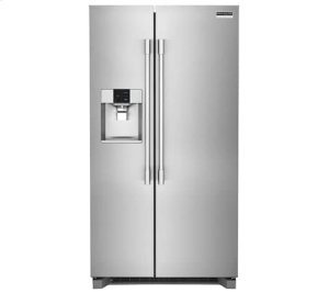 Frigidaire Professional 22.0 Cu. Ft. Counter-Depth Side-by-Side Refrigerator
