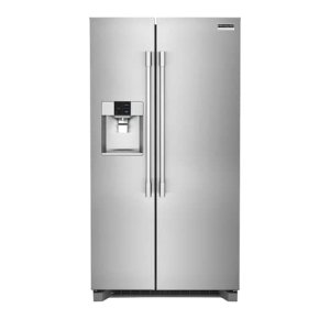 Frigidaire ProPROFESSIONAL 22.0 Cu. Ft. Counter-Depth Side-by-Side Refrigerator