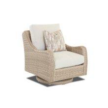 Mesa Swivel Rocking Chair