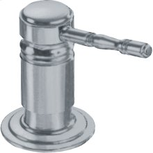 Soap dispenser SD-180 Satin Nickel