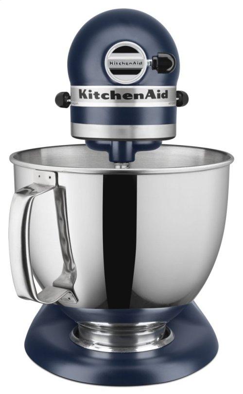 Artisan® Series 5 Quart Tilt-Head Stand Mixer - Ink Blue