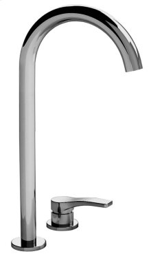 2-hole high washbasin mixer