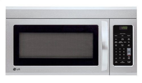 1.8 cu.ft. Over-the-Range Microwave Oven