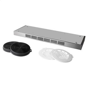 """42"""" Non-Duct Kit for Broan Elite E60 and E64 Series Range Hoods in Stainless Steel"""