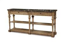Pavilion Console Table - Barley