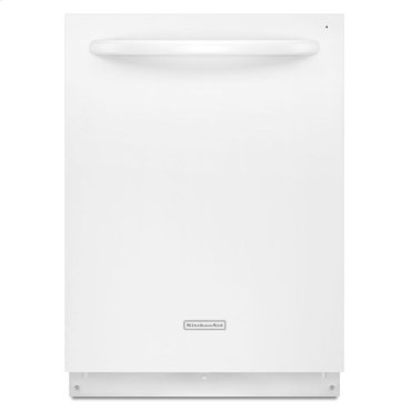 24'' 6-Cycle/6-Option Dishwasher, Architect® Series II - White