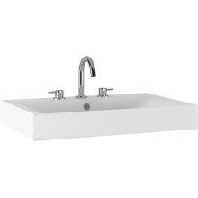"MPRO 28"" Basin - 1 Faucet Hole"