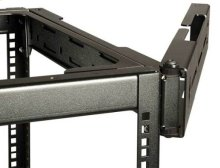 Black On-Wall Swing-Out Accessory; Fits CFR1620, CFR1615, and any stacked combination