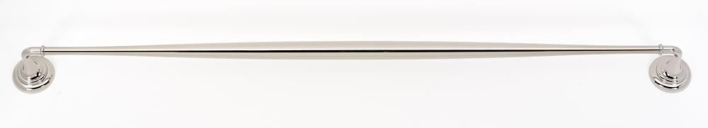 Charlie's Collection Towel Bar A6720-30 - Polished Nickel
