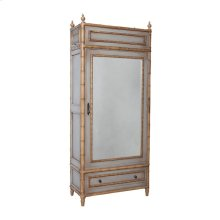 CARVED BAMBOO CABINET