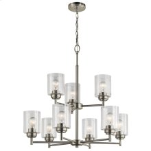 Winslow Collection Winslow 9 Light Chandelier NI