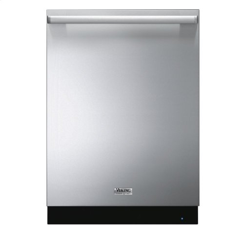 "Stainless Steel 24"" Designer Dishwasher - DDB325E (24"" wide Intelli-Wash Dishwasher)"