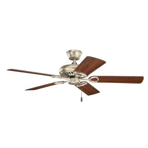 """Sutter Place 52"""" Collection 52 Inch Sutter Place Fan SNW"""