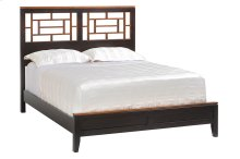 Eastwood Queen Fretwork Bed