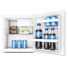 1.7 CF Refrigerator - White