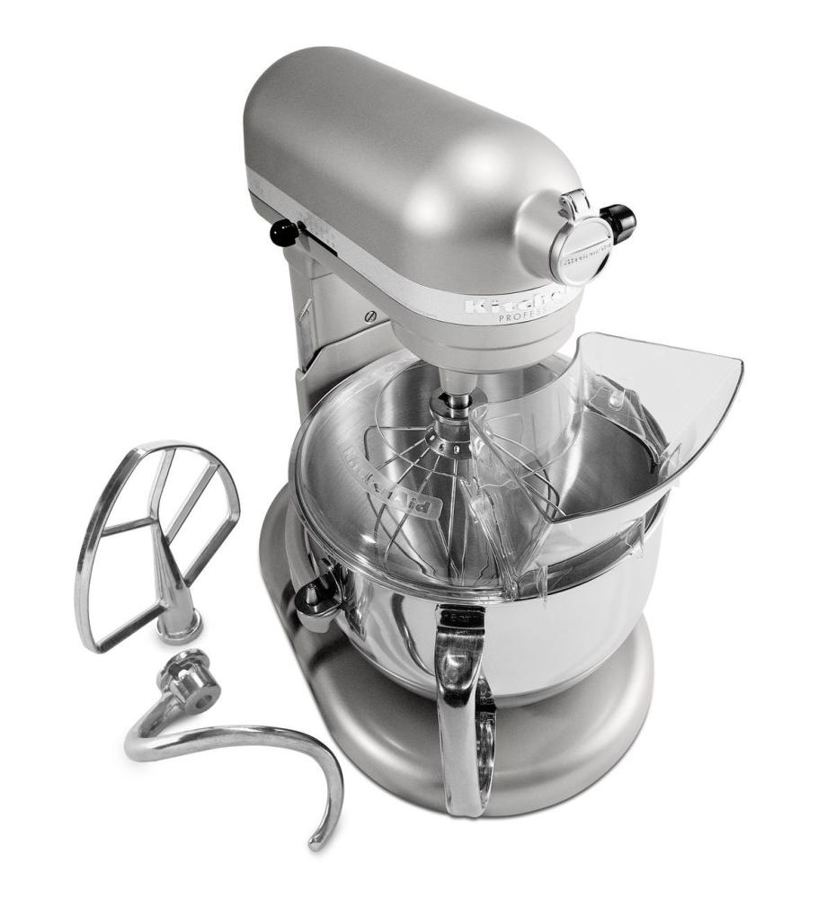 Exceptionnel KitchenAid Professional 600 Series 6 Quart Bowl Lift Stand Mixer   Nickel  Pearl