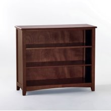 Short Vertical Bookcase (Cherry)