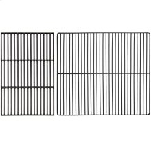 Cast Iron/Porcelain Grill Grate Kit - 34 Series