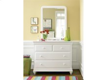 Single Dresser - Summer White