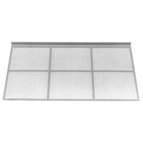 """Room Air Conditioner Accessory - Replacement Filter for Rounded Front """"J"""" Chassis"""