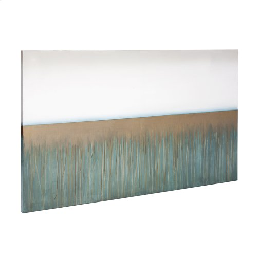 Drizzle Canvas Wall Art