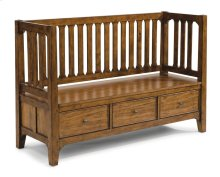 Sonora Storage Bench